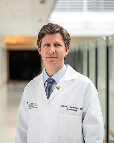 Dr. Graeme Woodworth